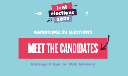 Elections Notice: Lent Elections Candidates