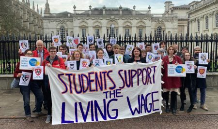 Reflections on Living Wage Week