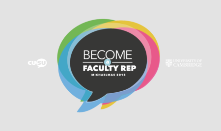 Why run to be a Faculty Rep?
