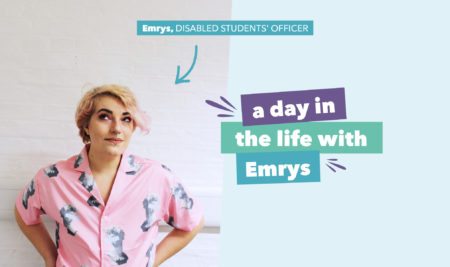Disabled Students' Officer: A Day In The Life