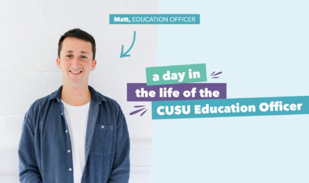 48 hours in the life of the CUSU Education Officer