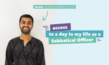 Access & Funding Officer: A Day/Week In The Life