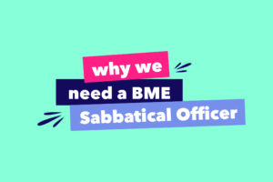 Lent Elections 2020 why we need a BME Sbb