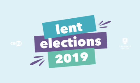 Lent Elections Coming Soon