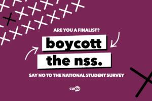 NSS Boycott 2019 _ Website image