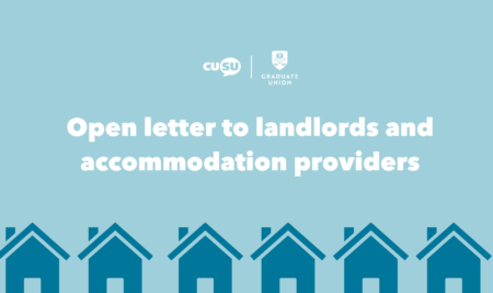 Open letter to landlords and accommodation providers