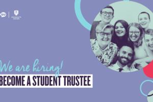 STUDENT trustee ad