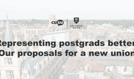 Representing postgrads better: Our proposals for a new union