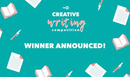 CUSU's Creative Writing Competition winner!