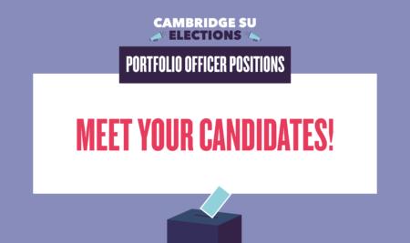Portfolio Officers candidate announcement