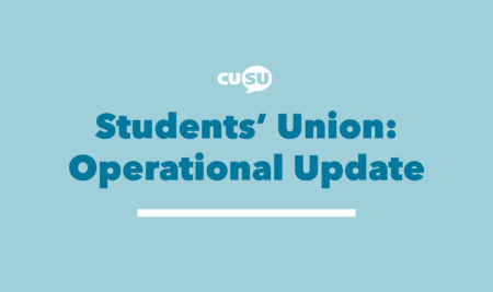 Students' Union: Operational Update