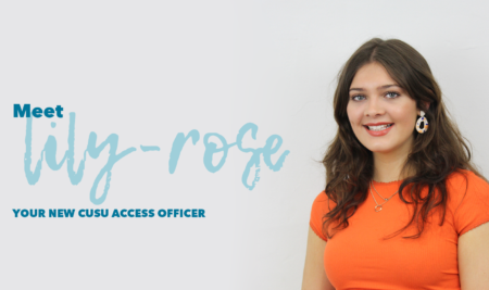 Meet Lily-Rose: Your New CUSU Access & Funding Officer