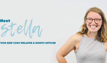 Meet Stella: Your New CUSU Welfare & Rights Officer