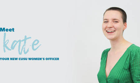 Meet Kate: Your New CUSU Women's Officer