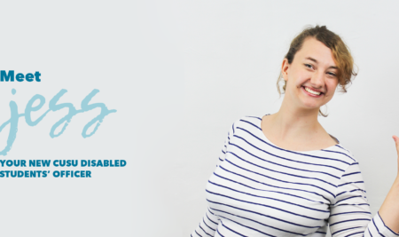 Meet Jess: Your New CUSU Disabled Students' Officer