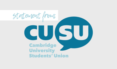 Statement on Resignation of Jess O'Brien, CUSU Disabled Students' Officer