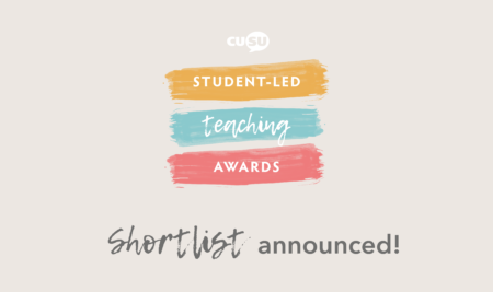 Shortlist Announced: Student-Led Teaching Awards 2020
