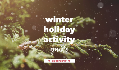 Winter Holiday Activity Guide 2018/19